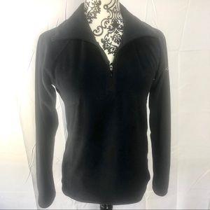 Columbia black sweater